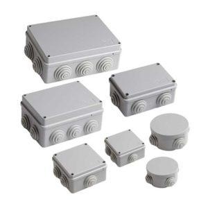 Weatherproof Adaptable Boxes