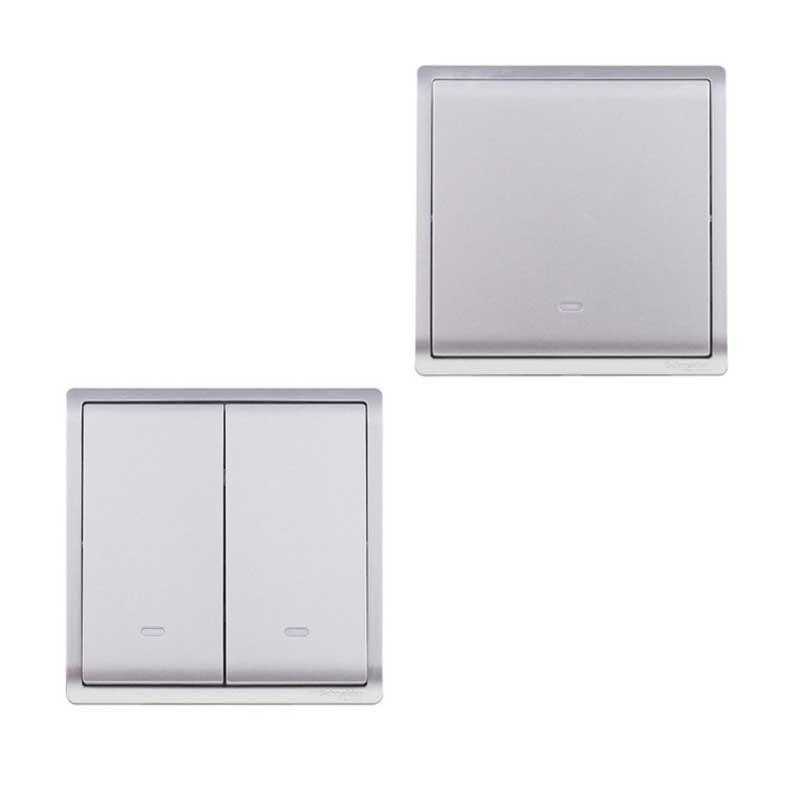 Pieno-Aluminium-Silver