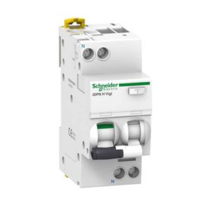Residual Current Breaker with Over-Current (RCBO)