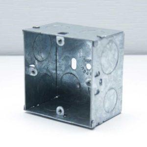 3 x 3 G.I. Box