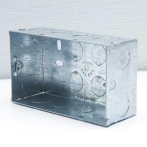 6 x 3 G.I. Box