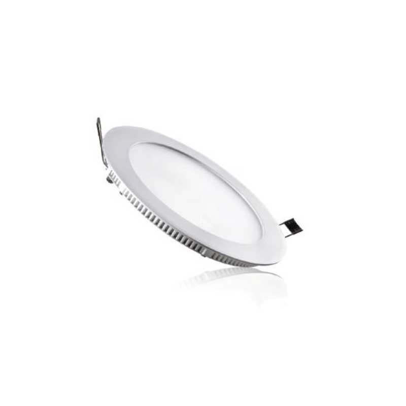 LED Palm Series Concealed Round Panel Light
